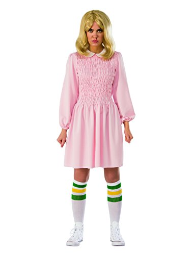 Rubies 700031 Adult Stranger Things Eleven Long Sleeve Ladies Costume: Standard (UK 12)