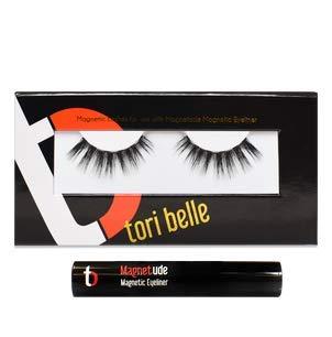 Tori Belle Selfie Magnetic Eyeliner and Lash Bundle (Pick Color) (Black)