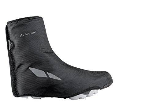 VAUDE Shoecover Minsk, Black, 44-46, 04292