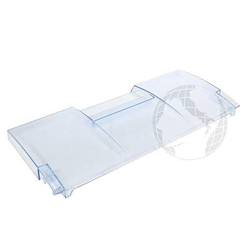 Tapa cajón para congelador (ORIGINAL Beko) Longitud 42 cm x Ancho 18 cm, código del recambio: 4551630200