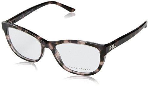 Ralph Lauren Women's 0Rl6170 Eyeglass Frames, Transparent Top/Pink Havana,...