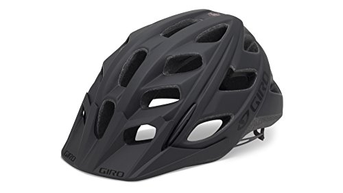 Giro – Casco Hex, Unisex, Helm Hex, Negro Mate, Small
