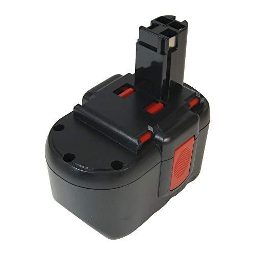 Trade batería de Ni-MH 24 V 3000 mAh para BOSCH GSR24 VE2...