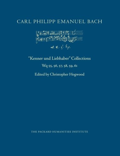 Kenner und Liebhaber Collections (CPEB:CW Offprints, Band 21)