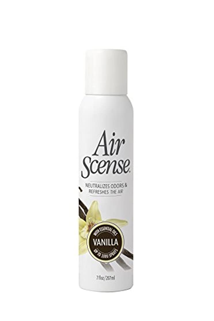 Air Scense Natural Air Freshener, Vanilla, 7 Ounce
