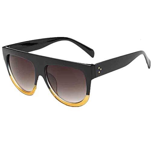 VJGOAL Unisex gafas de sol retro cuadradas retro gafas de sol deportivas