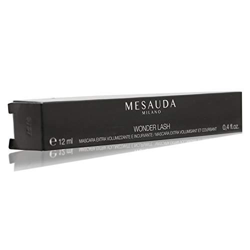 Mesauda Milano Mascara Wonder Lash Extra Volumizzante e Incurvante - 12 ml
