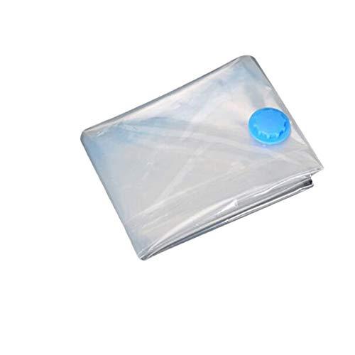Greatangle Practical Use Space Saver Saving Storage Bag Portable Size Foldable Transparent Vacuum Seal Compressed Organizer Bag