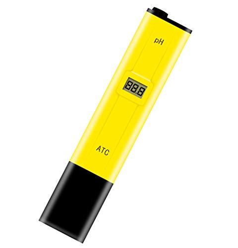 EP-Home PH-Teststift Für Wasserqualität, Hochauflösender Bildschirm, Verwendet in Häuslichen Trinkbrunnen Und Aquarien