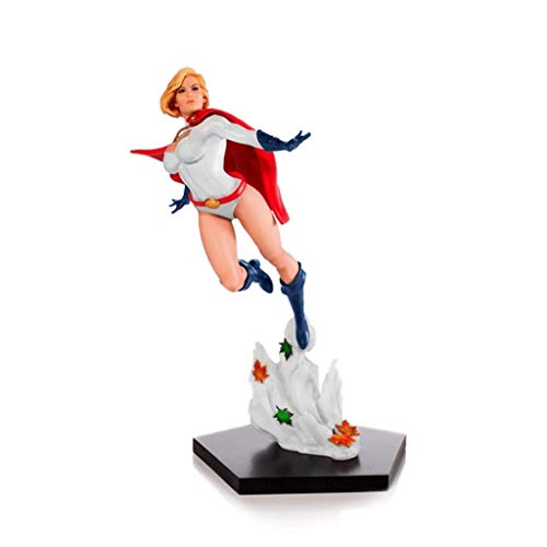 CQ DC Comics Statue: Power Girl 1:10 BDS Art Scale Collectible Figurine from Movie Series Toys image