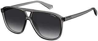 Polaroid PLD 6097/S GREY/GREY SHADED 58/12/140 unisex Sunglasses