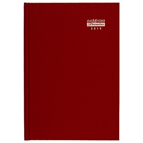 DayMinder Monthly Planner 2016, Premiere, 7.88 x 11.88 Inches, Assorted Colors - Color May Vary (G470H-10) Photo #2