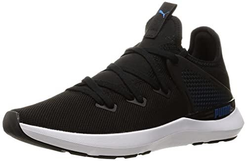Puma Pure XT, Zapatillas de Entrenamiento Hombre, Black White-Futu, 41 EU
