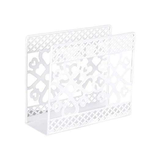 litulituhallo Distributeur de serviettes en papier pour table de salle à manger, comptoirs