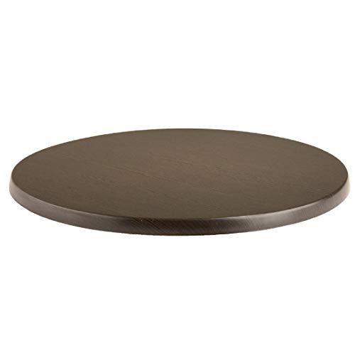 Werzalit Plus Ce161 Dessus de table ronde, 600 mm