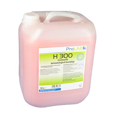 10l Kanister Handseife flüssig Cremeseife Seifencreme Flüssigseife Seife rosa mild ph-neutral hautfreundlich rückfettend