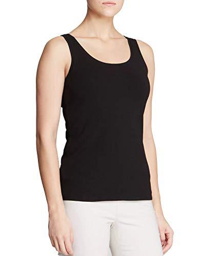 MONYRAY Still-BH Hemdchen ohne Bügel mit nahtlosen Cups für Frauen Tank Tops(schwarz, M)