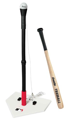 Franklin Sports MLB Tee ball Batting Starter Kit
