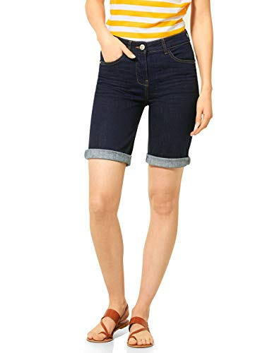 Cecil Damen 373134 Shorts, Rinsed wash, 31
