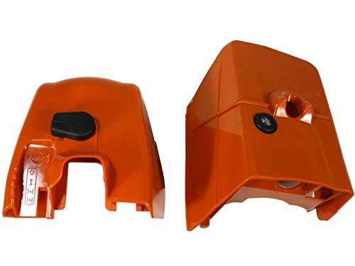 Sägenspezi Vergaser- und Zylinderhaube passend für Stihl 034 AV Super MS340 MS 340