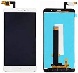 قطعة شاشة LCD بديلة من ريفيكسيت بيضاء متوافقة مع XIAOMI REDMI NOTE 3 PRO