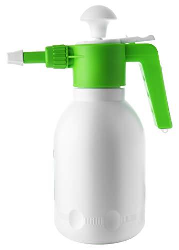 com-four® Botella de pulverización con Bomba de presión, pulverizador de presión Ideal para el hogar y el jardín (1 Pieza - pulverizador de presión)