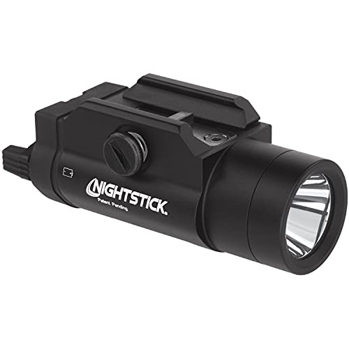 Nightstick TWM-850XL Tactical Weapon-Mounted LED Light 850 lumens, One size, Black