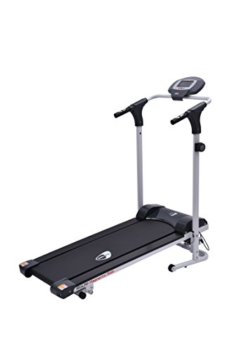 Tapis roulant route Magnetic walk tapis roulant magnetico per home-fitness, inclinazione manuale, nastro 34x106