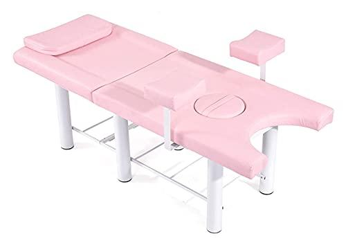 KSDCDF Tables de Massage Lit de Massage Professionnel Portable, lit de Massage Extra Large, lit...