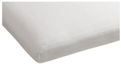Beddinghouse Jersey Split-Topper-hoeslaken / 180 * 200/210 cm/offwhite