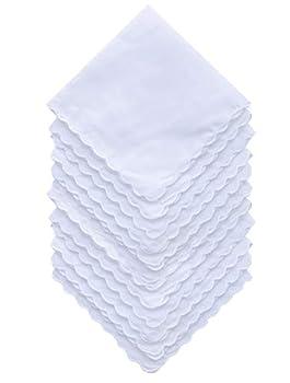 Best handkerchiefs womens cotton soft Reviews