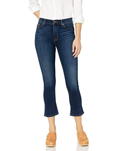 HUDSON Women's Barbara High Rise Super Skinny Fit Ankle Jean, Recruit 2, 29