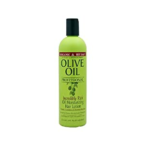 Beauty Shopping ORS Olive Oil Professional Incredibly Rich Oil Moisturizing Hair Lotion 23 Ounce