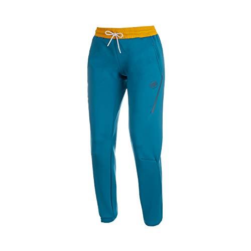 Mammut Uni Kletter-Hose Avers, blau, M