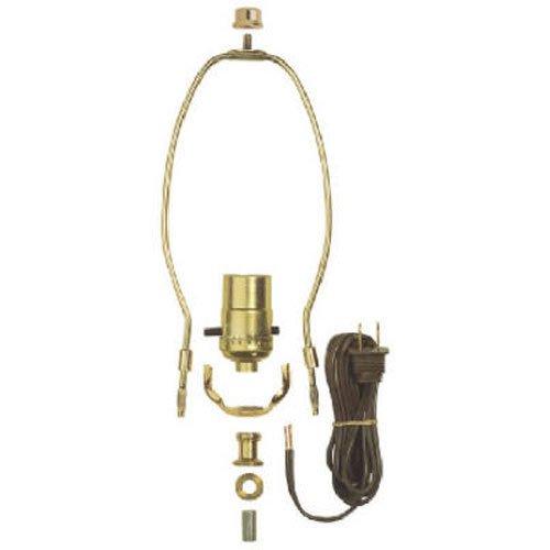 Westinghouse Lighting 70269-00 Angelo Brothers Make A Lamp Kit