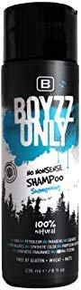 Champú natural para el cuidado del cabello, sin sensación, verificado por EWG, orgánico, sin crueldad, vegano. Libre de ingredientes agresivos como parabenos y sulfatos.