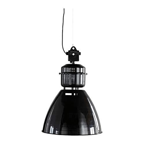 House Doctor Lampe volume Noir