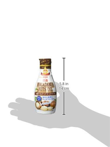 日清オイリオグループ日清マカダミアナッツオイルフレッシュキープボトル145g
