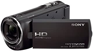 Sony HDR-CX220/B High Definition Handycam Camcorder with 2.7-Inch LCD (Black) (Discontinued by Manufacturer)