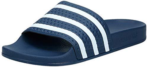 Adidas Adilette, Herren Pantoffeln, Blau, 38 EU (5 UK)