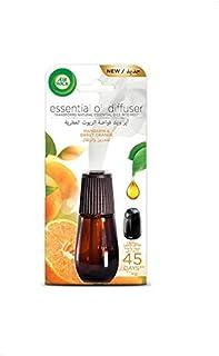 Air Wick Air Freshener Essential Oil Diffuser Refill, Mandarin and Sweet Orange