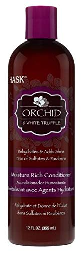 Hask Orchid & White Truffle Extreme Moisture Conditioner (Pack of 2)