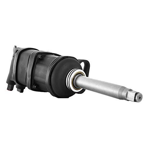 VEVOR Pneumatischer Schlagschrauber 6800 Nm, Druckluft-Schlagschrauber 3200 U/min, 114-171 PSI Hochleistungs-Stift-Schlagwerk mit 12,7 mm Luftschlauch und Ergonomischem Griff, für Autowerkstätten