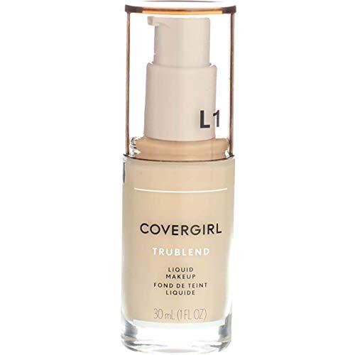 base de maquillaje covergirl trublend fabricante
