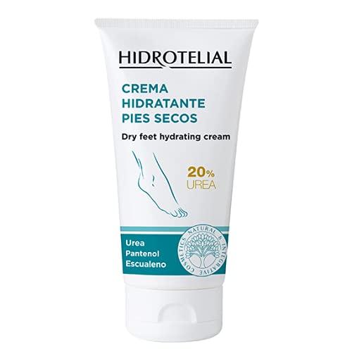 Hidrotelial Crema Hidratante Pies Secos 75ml +75 ml DUPLO