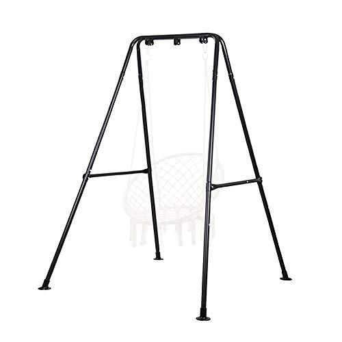 Taleco Gear Support de chaise hamac pour chaise hamac basique (support noir)