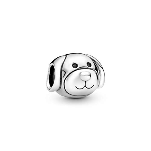 Pandora Damen-Bead Liebevoller Hund 925 Silber - 791707