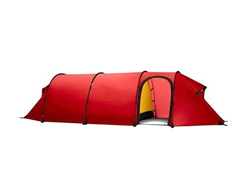 Hilleberg Keron 4 GT, Mountain ineering Shelter, Red Color Tent by Hilleberg