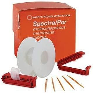 131090T - Description : Biotech CE Dialysis Tubing Trial Kit 0.5-1 Kd Mwco - Biotech Cellulose Ester Dialysis Membrane Tubing Trial Kit, Spectrum Laboratories - Each