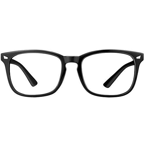 Blue Light Blocking Glasses - Computer Glasses Anti Eye Strain Headache